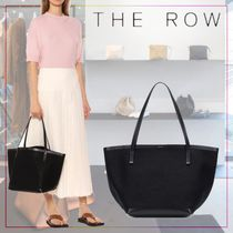 【THE ROW】Park canvas tote