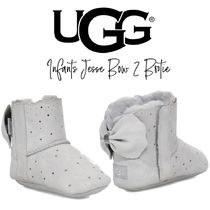 【UGG】INFANTS JESSE BOW II BOOTIE スター柄 バックリボン