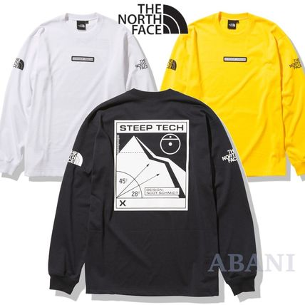国内発送★THE NORTH FACE★STEEP TECH L/S GRAPHIC TEE★MEN'S