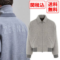 関税 送料込 Fear of god x ermenegildo zegna bomberジャケット