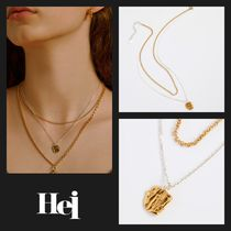 【Hei】20fw combi layered necklace レイヤードネックレス