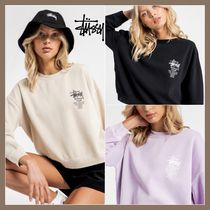 STUSSY♥World Tour CREW スウェット
