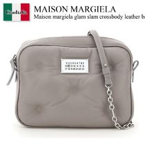 Maison margiela glam slam crossbody leather bag