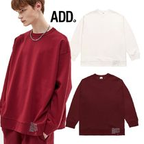 ★ADD SEOUL★EMBLEM SWEATSHIRT 2色