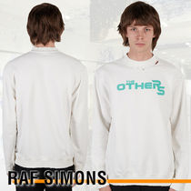20AW RAF SIMONSラフシモンズ THE OTHERSダメージ加工スウェット