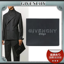 20AW/送料込≪GIVENCHY≫ スケッチロゴ クラッチバッグ