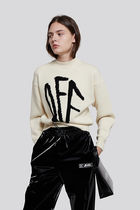【関税・国内送料込】OFF-WHITE☆Graffiti Pullover