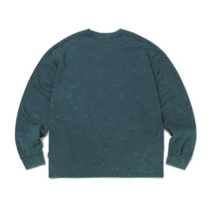thisisneverthat Tシャツ・カットソー 【thisisneverthat】NiziU☆リマ着用 Acid washed L/SL Top 3色(3)