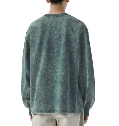 thisisneverthat Tシャツ・カットソー 【thisisneverthat】NiziU☆リマ着用 Acid washed L/SL Top 3色(5)