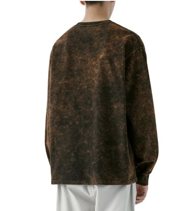 thisisneverthat Tシャツ・カットソー 【thisisneverthat】NiziU☆リマ着用 Acid washed L/SL Top 3色(12)