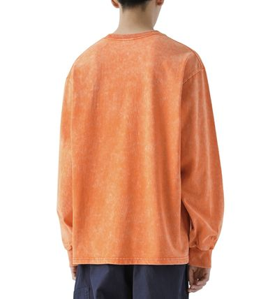 thisisneverthat Tシャツ・カットソー 【thisisneverthat】NiziU☆リマ着用 Acid washed L/SL Top 3色(17)