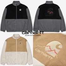 【CARHARTT WIP】20fw OUTDOOR C JACKET フリースジャケット 2色