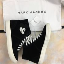 Marc Jacobs Mickey Mouse ミッキーマウスハイトップスニーカー