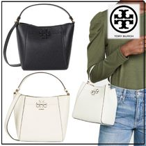 Tory Burch☆MCGRAW SMALL BUCKET BAG☆バケットバッグ☆送料込