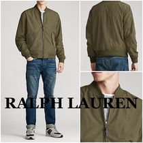 日本未入荷【Ralph Lauren】Lightweight Bomber Jacket
