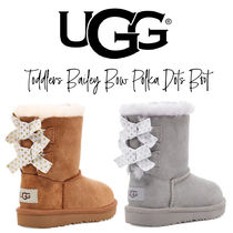 【UGG】TODDLERS BAILEY BOW POLKA DOTS BOOT トドラー 水玉