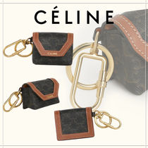 【CELINE】20AW エンベロープ AIR PODS キーリング