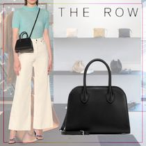 【THE ROW】Margaux 7.5 leather tote