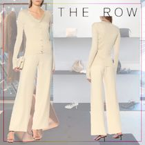 【THE ROW】Linny silk cardigan 473492