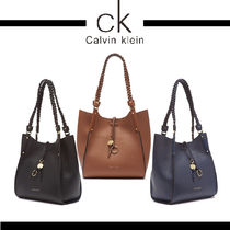 Calvin Klein Shelly Small Tote カルバンクライン トートバッグ
