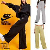 NIKE★国内発送★Essential Fleece Wide Pants★ワイドパンツ