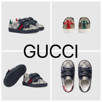 GUCCI★Toddler Ace GG Supreme sneaker スニーカー