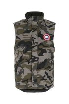 CANADA GOOSE ♠ Polyester blend sleeveless down jacket
