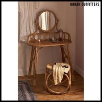 Urban Outfitters(アーバンアウトフィッターズ) 鏡台・ドレッサー ☆☆MUST HAVE☆☆HOME  collection☆☆Caroline Rattan Vanity