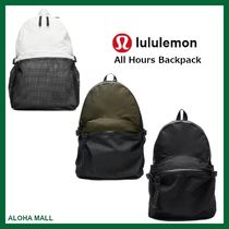 【lululemon】All Hours Backpack♪27L♪ノートPC収納可能♪
