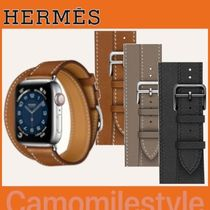 【HERMES】Band Apple Watch Hermes Double Tour 40 mm
