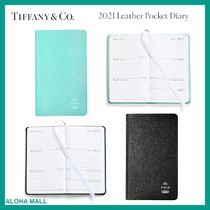 【Tiffany & Co】2021 Leather Pocket Diary♪2021年手帳♪