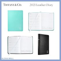 【Tiffany & Co】2021 Leather Diary♪2021年手帳♪レザー表紙♪