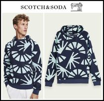 20-21AW新作!! ☆Scotch & Soda☆  jacquard hooded sweatshirt