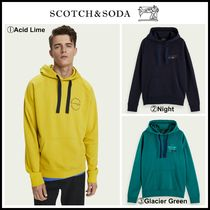 20-21AW新作!! ☆Scotch & Soda☆ Cotton loose fit hoodie