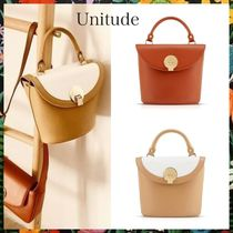 Unitude☆CAMILLE  DOUBLE BUCKET BAG カミーユバケットバッグ