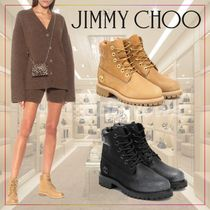 【JIMMY CHOO】x Timberland Premium 6 ankle boots 515099