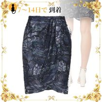 《海外発送》GIORGIO ARMANI Knee length skirt