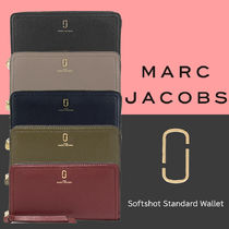 MARC JACOBS Softshot Standard Wallet 【送料0/国内即発】