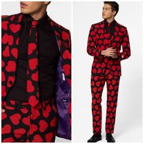 OPPOSUITS☆KING OF HEARTS メンズ スーツ 3点セット
