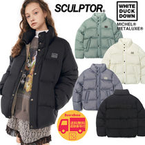 SCULPTOR 100 Middle Oversized Puffer Down BBH581 追跡付
