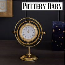 送関込*Pottery Barn*HARRY POTTER TIME-TURNER 置時計