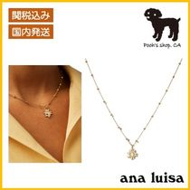 【ana luisa】REBECCA ムーンストーンネックレス◆国内発送◆