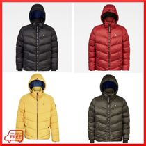 大人気【G-STAR】Whistler Hooded Puffer Jacket 関税・送料込み