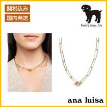 【ana luisa】ALYSSA チェーンネックレス◆国内発送◆