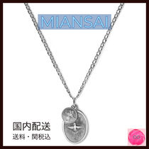 ★MIANSAI★Oxidised Sterling-Silverネックレス(送関税込)