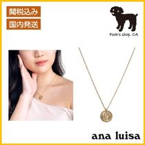 【ana luisa】KELLY コインネックレス◆国内発送◆