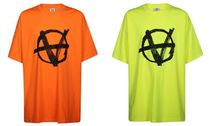 Vetements オーバーサイズTシャツ TR297 OVERSIZED ANARCHY