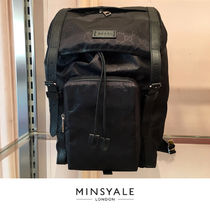 【GUCCI OUTLET 新品】GUCCI NYLON BACKPACK バックパック