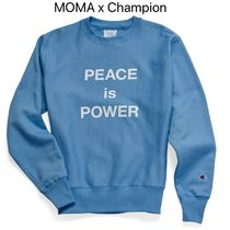 ♡MOMA x Champion♡Peace is Power by YOKO ONO