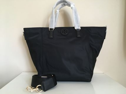 Tory Burch NYLON SMALL TOTE セール 即発送